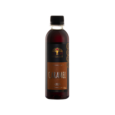 250ml Syrup CARAMEL