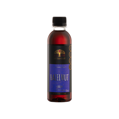 250ml Syrup HAZELNUT
