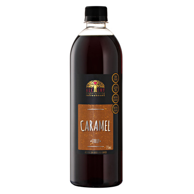 750ml Syrup CARAMEL