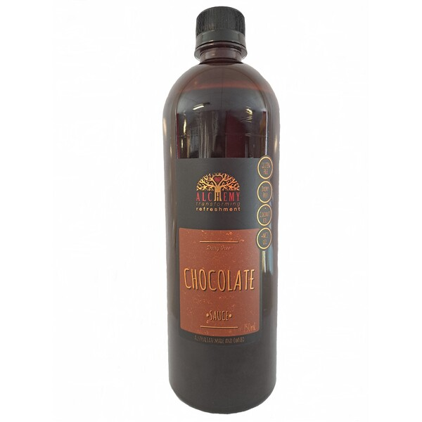 750ml Chocolate Sauce