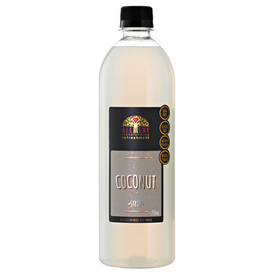 750ml Syrup COCONUT