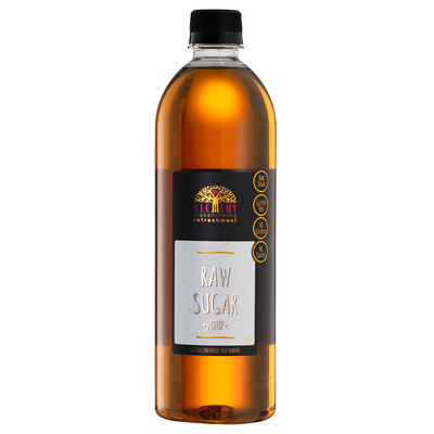 Raw Sugar Syrup 750ml