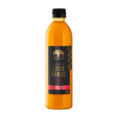 500ML Golden Turmeric Elixir