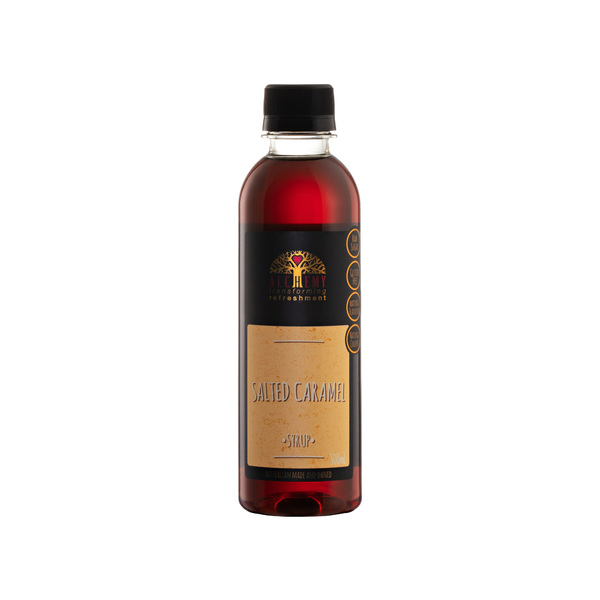 Salted Caramel Syrup 300ml