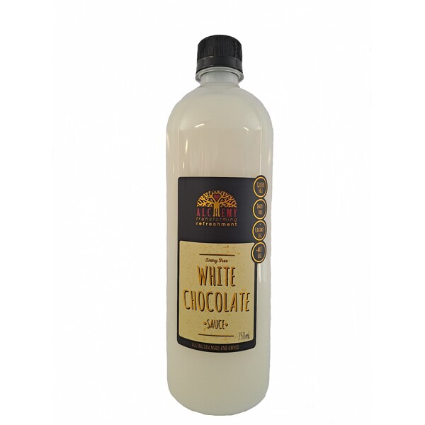 White Chocolate Syrup 750ml