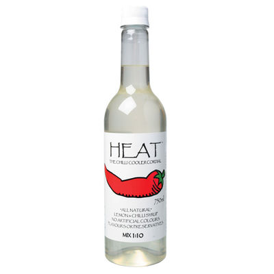 Heat Cordial 750ml