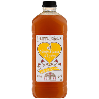 Mango, Guava & Lychee Frappulicious 2 Litre