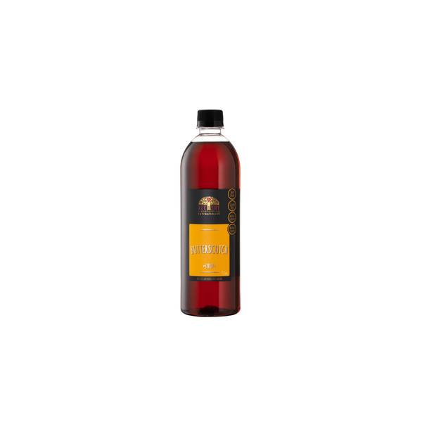 Butterscotch Syrup 750ml